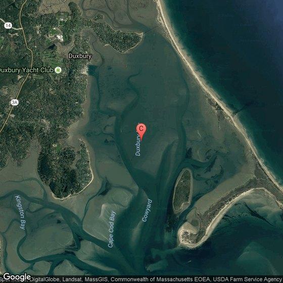 Beaches In Duxbury Bay Ma Usa Today