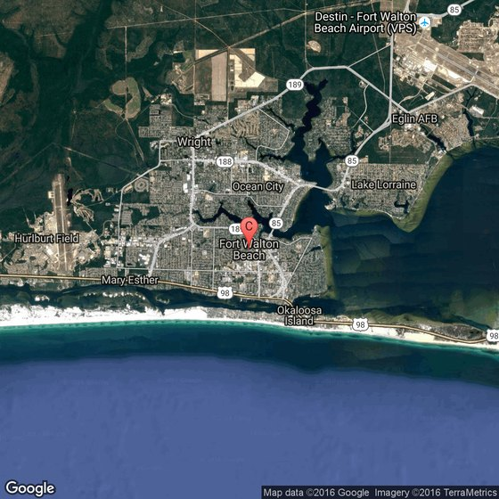 Beachfront Hotels In Fort Walton Beach Florida