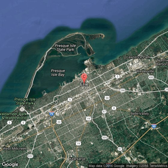 Places To Camp Pa: Camping On Presque Isle In Erie, Pennsylvania