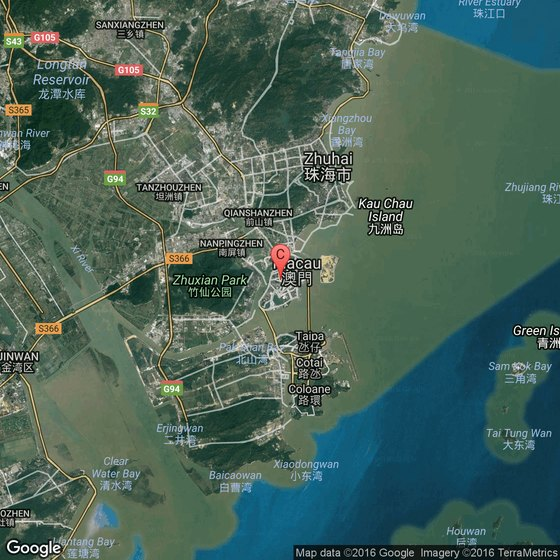 Casinos In Macau China Usa Today