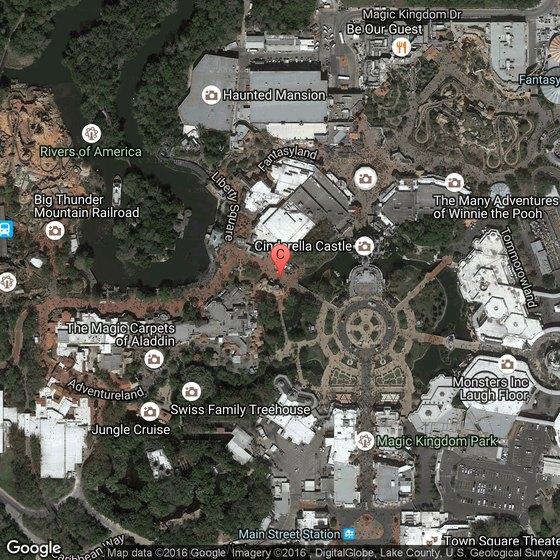 Comparison Of Walt Disney World Amp Walt Disneyland Usa Today