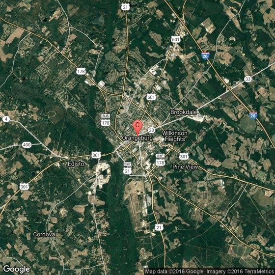 Golf Courses In South Carolina Map.Golf Courses In Orangeburg South Carolina Usa Today