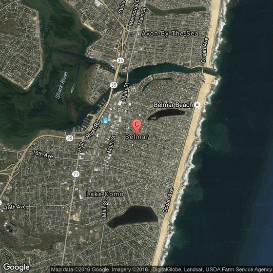 Good Restaurants Near Belmar New Jersey Overlooking The
