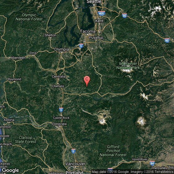 Lewis County Washington Map.Haunted Houses In Lewis County Washington Usa Today