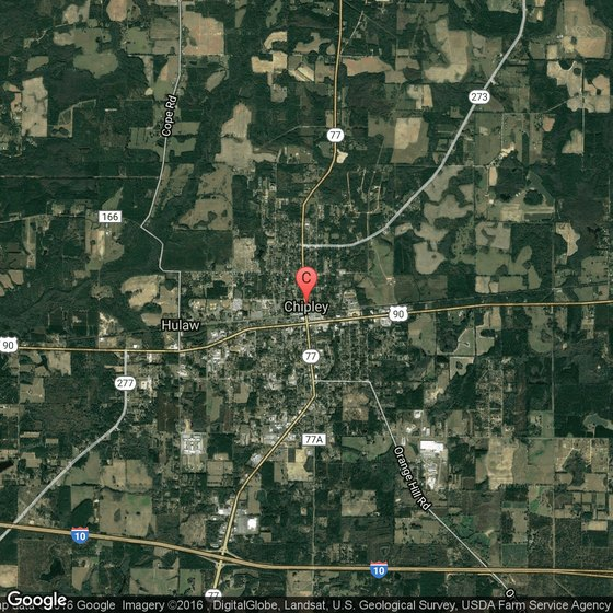 Chipley Florida Map.About Holiday Inn Express In Chipley Florida Usa Today