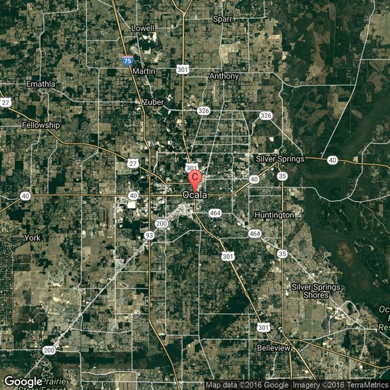 Map Of Ocala Florida.Horseback Riding Trails In Ocala Florida Usa Today