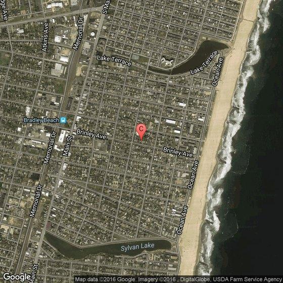 Hotels At Bradley Beach New Jersey