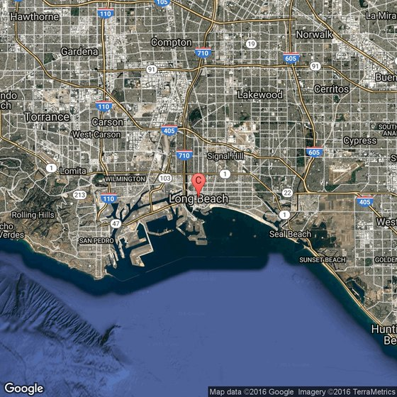Hotels Near The Carnival Port Of Call In Los Angeles Usa Today