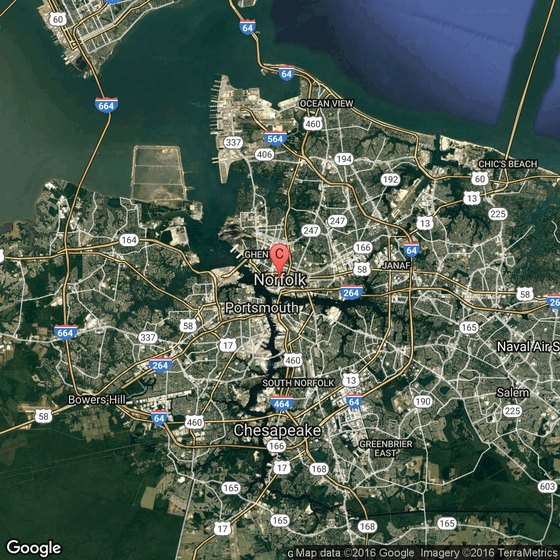 Hotels In Norfolk Va Near The Waterside Usa Today
