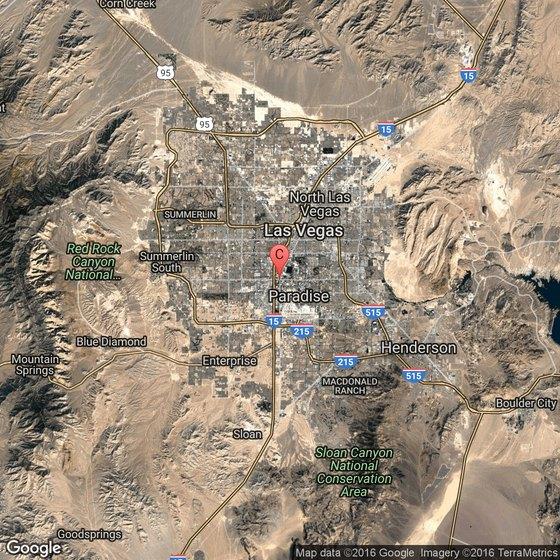 Las Vegas Boulder Highway Motels Usa Today