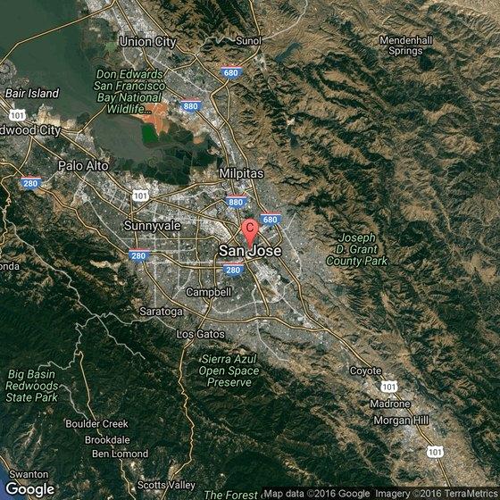 Restaurants In San Jose California On 4th Street Usa Today