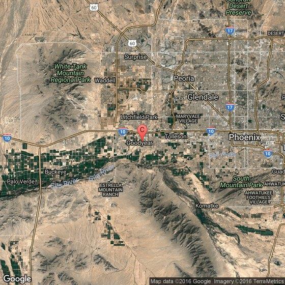 Map Of Arizona Rv Parks.Rv Parks In Avondale Az Usa Today
