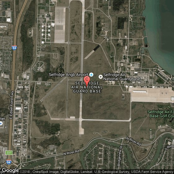 Selfridge Air National Guard Base