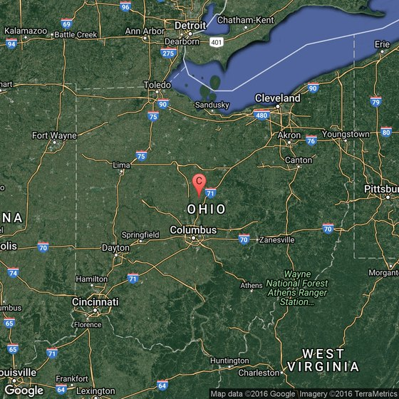 Are There Any Camps in Ohio That Do Re-Enactment Activities of the ...