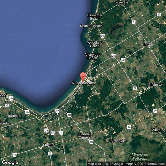 Things To Do Near Wasaga Beach Ontario Canada