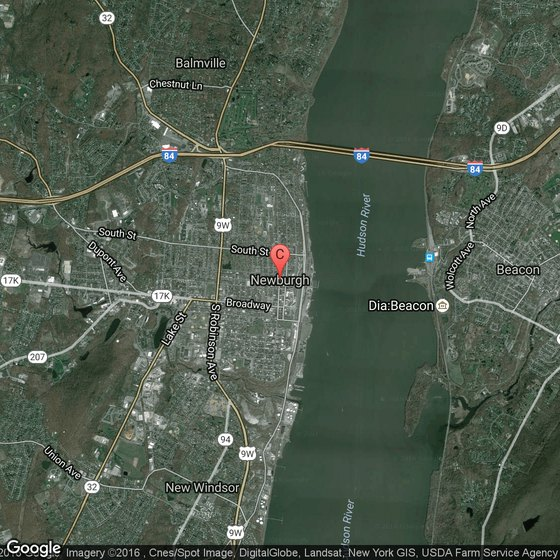 Newburgh New York Map.Free Things To Do In Newburgh New York Usa Today