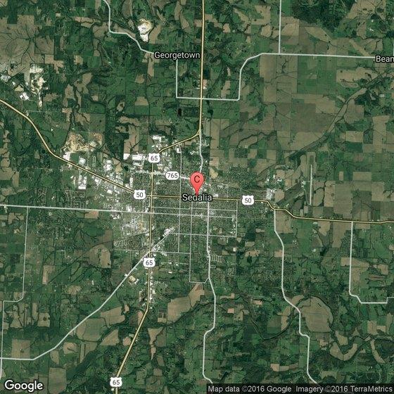 Sedalia Missouri Map.Things To Do In Sedalia Missouri Usa Today