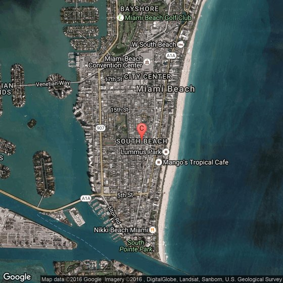 Top Ten Restaurants In South Beach Usa Today