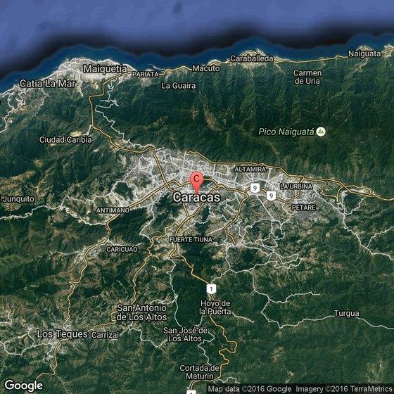 tourist attractions in caracas venezuela usa today