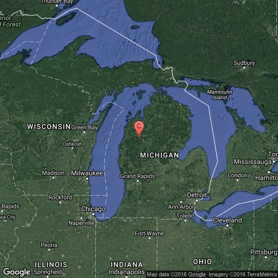 Weekend Cabin Rentals In Michigan Usa Today