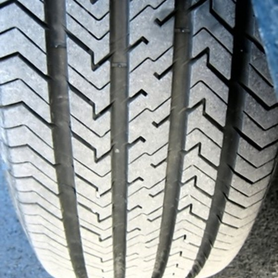 Canadian Laws for Studded Tires | USA Today