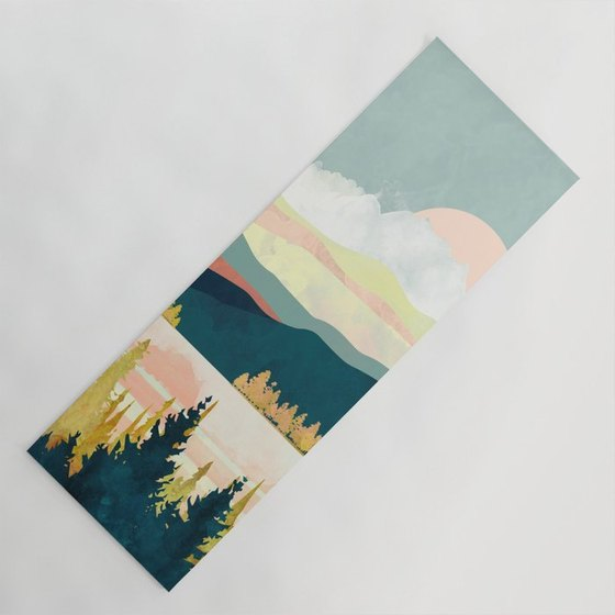 Yoga Mat from Society6