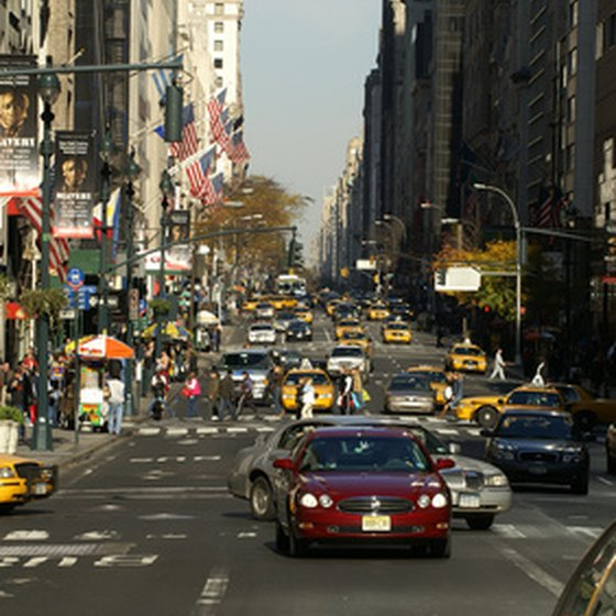 New York City hosts over 40 million visitors annually.