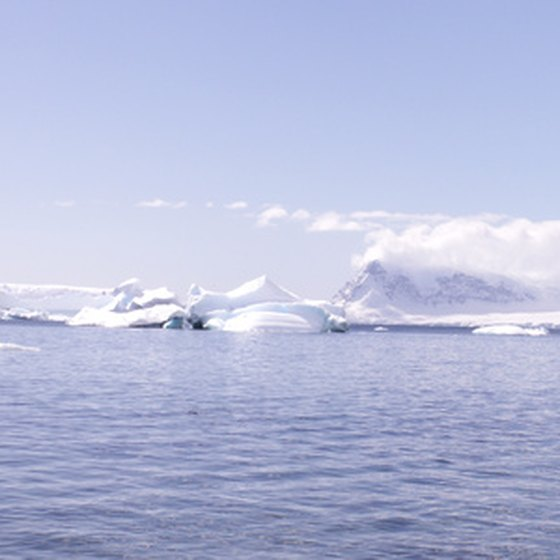 Antarctica cruise vacations appeal to the adventurous explorer.