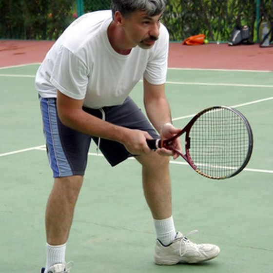 Tennis is a popular recreational activity in the US and abroad.