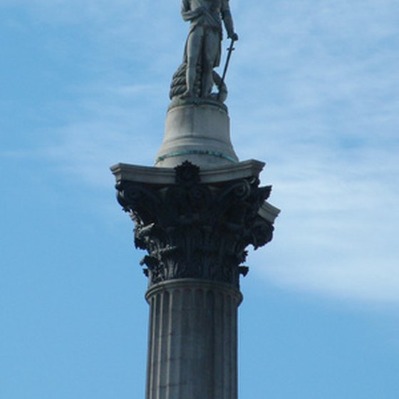 Trafalgar Square is just one of the many London landmarks close to London Citadines hotels.