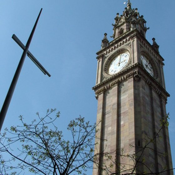 See Belfast's Victorian landmarks on a walking tour.