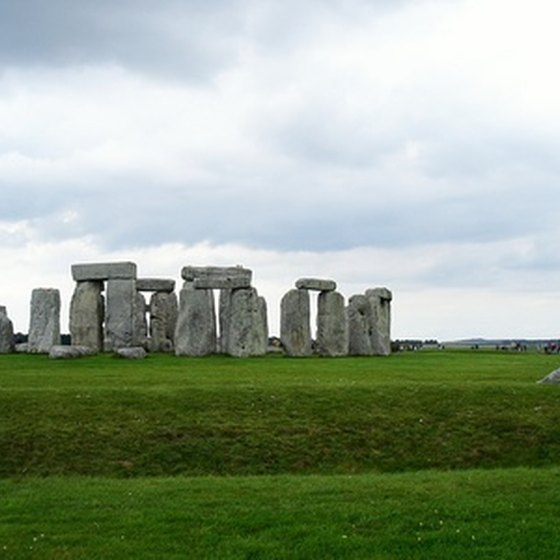 Stonehenge is one of the sites listed on the Great British Heritage Pass