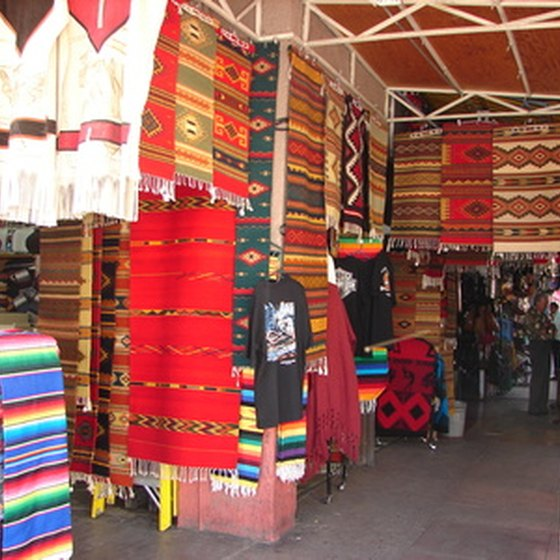 Shopping in Mexico