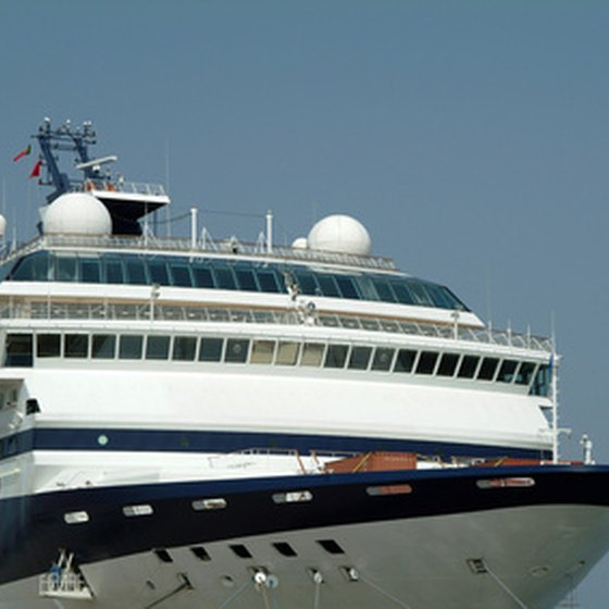 European cruises are generally less expensive in the early spring and the fall.