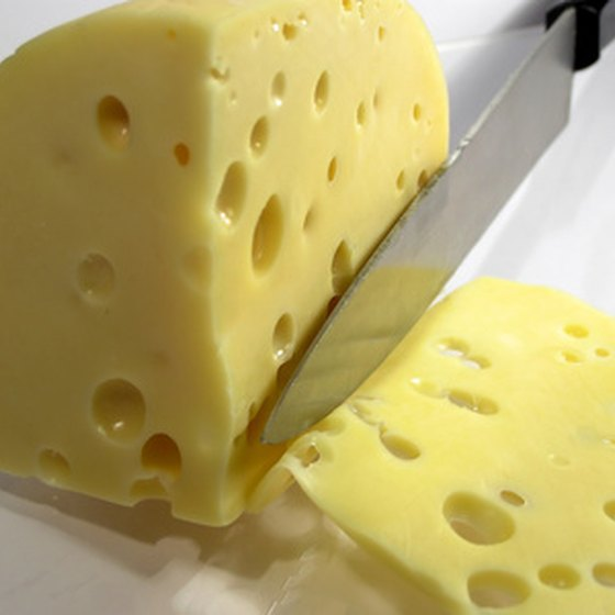 "Monroe is the ""Swiss Cheese Capital of the USA."""