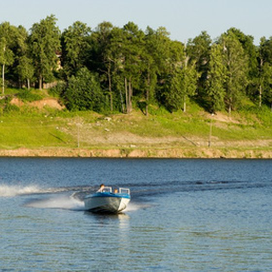 You can find water ski vacation destinations for any month of the year