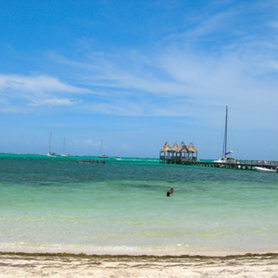 Belize is famous for its water sports diving.