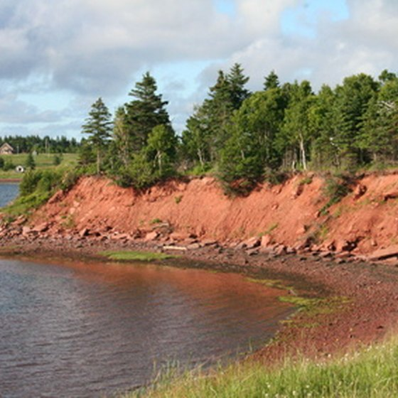 Prince Edward Island Beaches: Camping In Prince Edward Island National Park