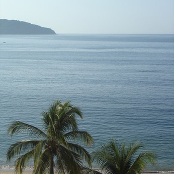 Acapulco's beaches attract visitors from all over the world.