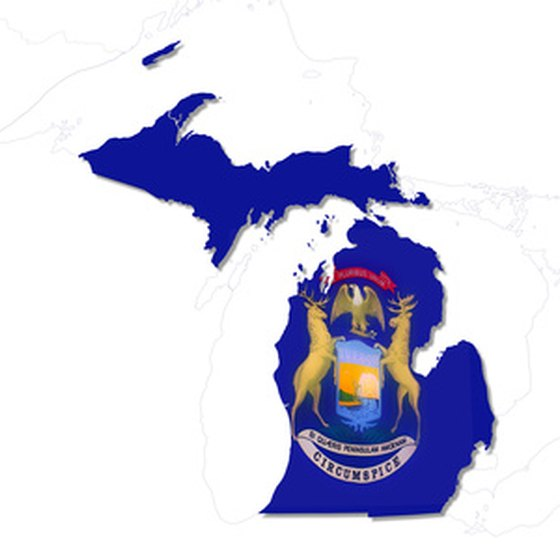 Michigan is mostly surrounded by water, which accounts for some of its tourist attractions.