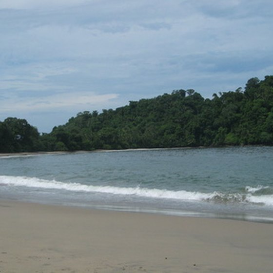 Costa Rica's beaches and waters are enticing but potentially dangerous.