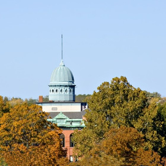Springfield is the capital of Illinois.