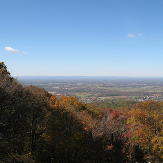 "Retreat to the ""Maryland Mountain"" region."