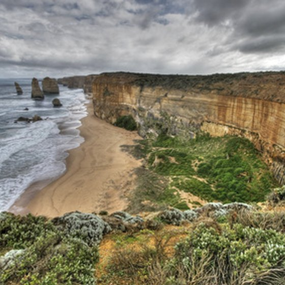 The Great Ocean Road is one of Australia's most popular road trips.