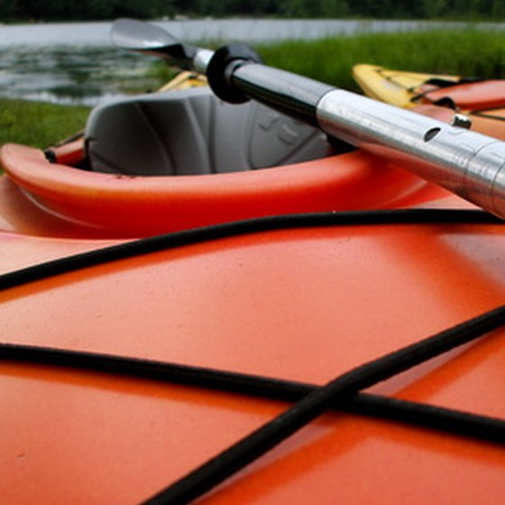 Rent a kayak for a memorable tour of Lake George.