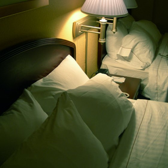 Hotels want heads in beds, so don't be afraid to negotiate.