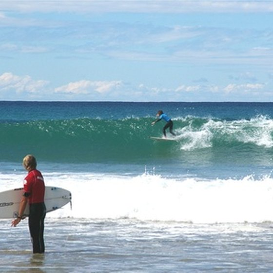 Surfing and birdwatching are a few of the activities you can choose in Ixtapa