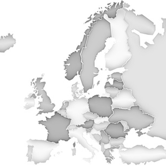 Europe's many nations have a range of climates.