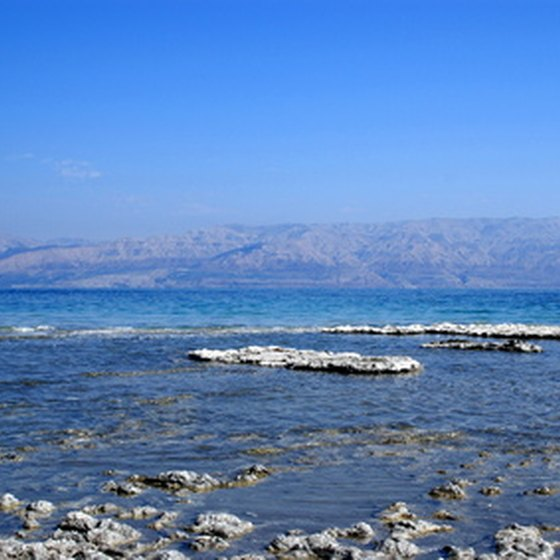 The Dead Sea is a regular feature of Israel tour itineraries.