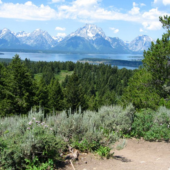 Many RV enthusiasts enjoy Grand Teton National Park.